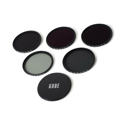 2 Kit de Filtro de Lente ND64 ND8 ND4 Gobe 62mm ND2 ND1000 pico