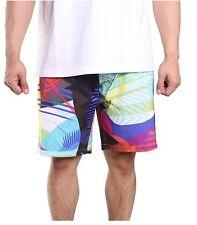 "Tommy Bahama Men's Maui Electric 9"" Swim Trunks Del Mar Board Shorts Size 38"