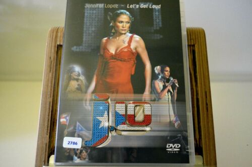 1 von 1 - DVD2786 - Jennifer Lopez - Let's get Loud
