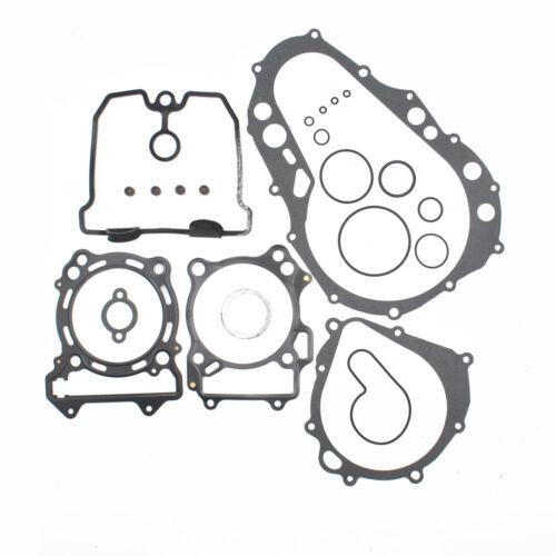 For Arctic Cat DVX 400 Kawasaki KFX400 Suzuki LTZ400 Complete Engine Gasket Kit