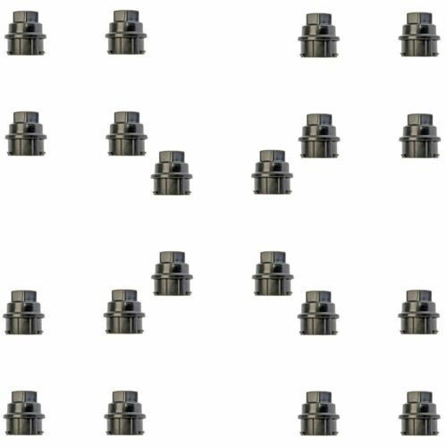 9595119 Set of 20 Fits GM Wheel Lug Nut Covers # 9594433