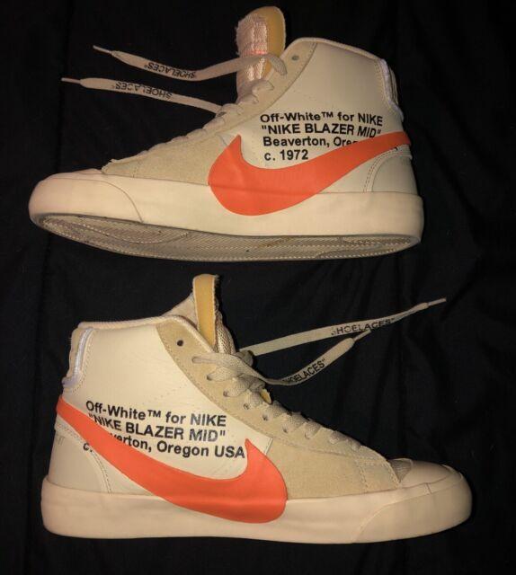 off White Nike Blazer All Hallows Eve