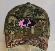 Mossy Oak Cap, Ladies PINK Elements Hat