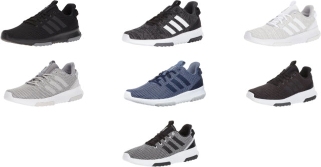 wide range great look sale adidas Neo Men's CloudFoam Racer TR Running Shoes, 7 Colors