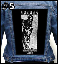 WATAIN   --- Huge Jacket Back Patch Backpatch --- Various Designs