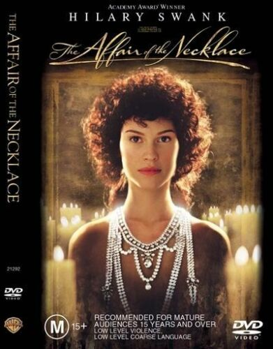 1 of 1 - The Affair Of The Necklace (DVD, 2002)