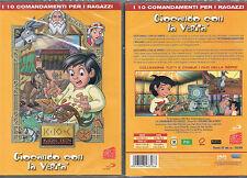 I 10 COMANDAMENTI PER I RAGAZZI 5 - GIOCANDO CON LA VERITA' - DVD (NUOVO SIG.)