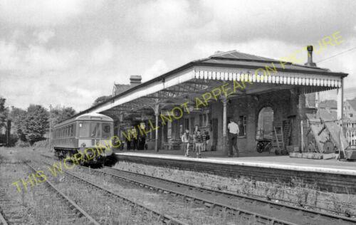 Holsworthy and Halwill Jct Bude Railway Station Photo /& Beaworthy Line. 8