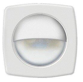 Square Courtesy Floor LED Light Companion Way 12v Blue for Boat/Marine/RV/Auto