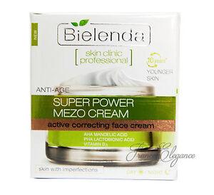 BIELENDA-Power-MEZO-Anti-Age-Correcting-Cream-imperfections-enlarged-pores-Acne