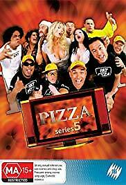 Fat Pizza : Season 5 (DVD) SERIES FIVE - OVER 3 HOURS ! Extremelly RARE OOP