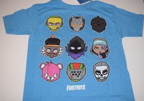 New Fortnite shirt boys sizes XS S M L XL XXL shirt boys Fortnite group shirt