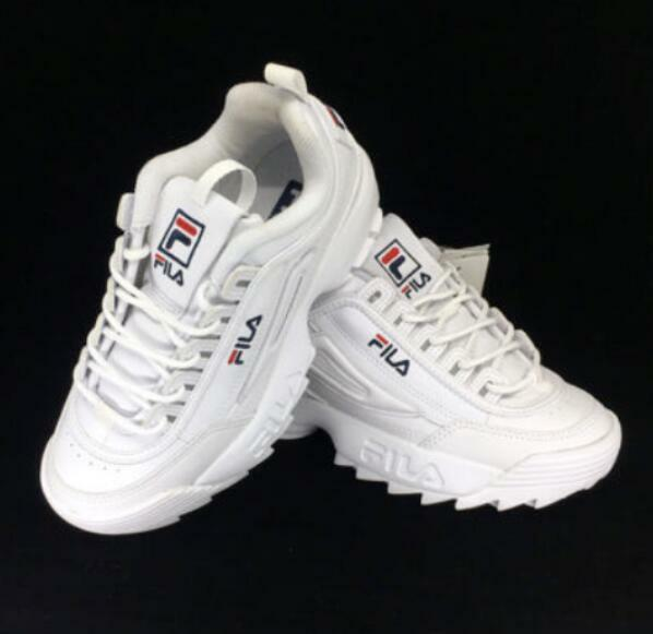 FILA Disruptor II 2 Womens Athletic Sneakers Running Training Casual Sport Shoes 7