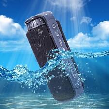 Waterproof Portable Hi-Fi Wireless Bluetooth Speakers NFC Rechargeable Handsfree