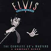 The King of Rock 'n' Roll: The Complete 50s Masters [Box] by Elvis Presley (CD, Aug-2000, 5 Discs, RCA)