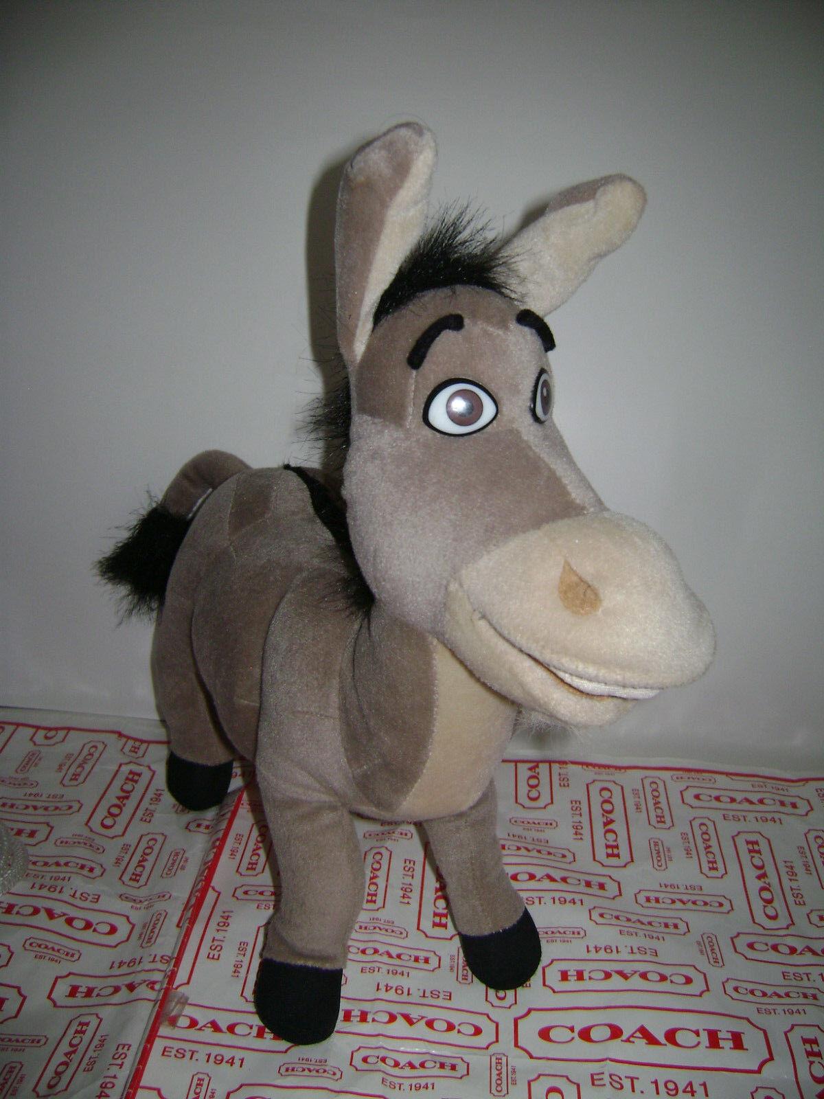 NANCO DreamWorks 2004 Shrek Donkey 15