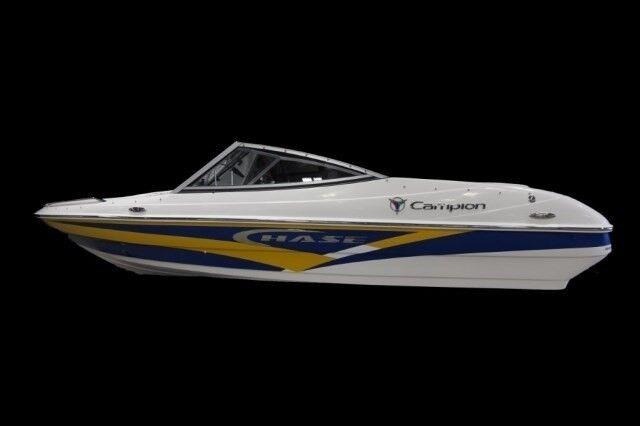 Fabriksny - Campion 480BR Chase, Speedbåd, Yamaha