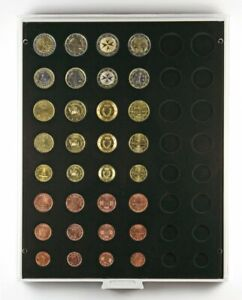 Lindner 2506C Tray For Coins By 6 Series Current Coins?