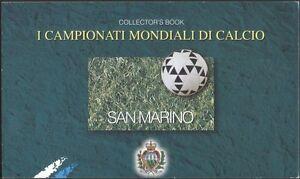 San Marino 1998 World Cup Football/Sports/WC/Games/Soccer Prestige ...