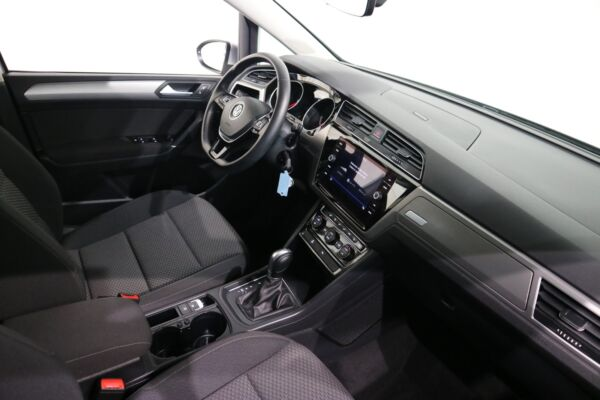 VW Touran 1,6 TDi 115 Comfort Connect DSG 7p - billede 5