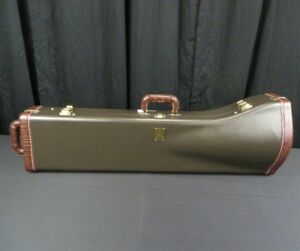 Objectif Genuine Bach Trombone Case For 36b & 42b New! Ships Fast!
