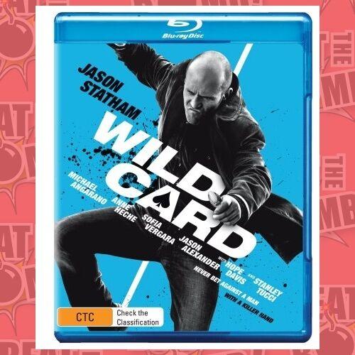 1 of 1 - Wild Card  - BLU-RAY - NEW Region B