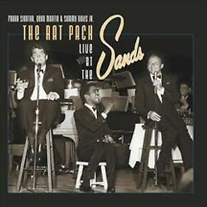 THE-RAT-PACK-LIVE-AT-THE-SANDS-2-LP-VINYL-VARIOUS-ARTISTS-NEW-VINYL-RECORD