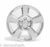 4 Chevy Silverado Suburban Tahoe Avalanche Polished 20 Wheels Rims 5652