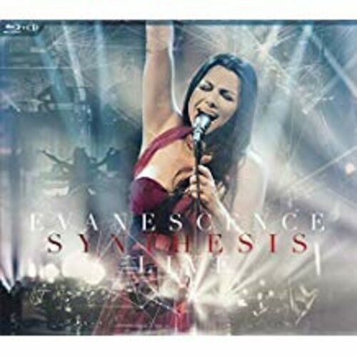 Evanescence Synthesis Live BLU-RAY All Regions & CD NEW
