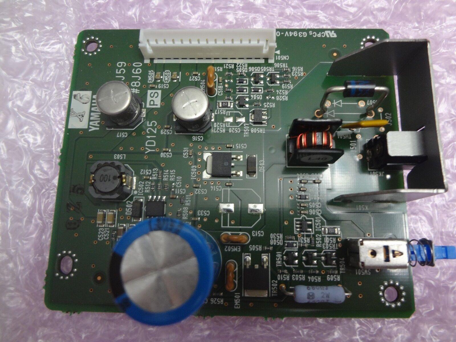 Neu Yamaha Tastatur MOXF6 MOXR8 Ps Netzteil Platine WV188500
