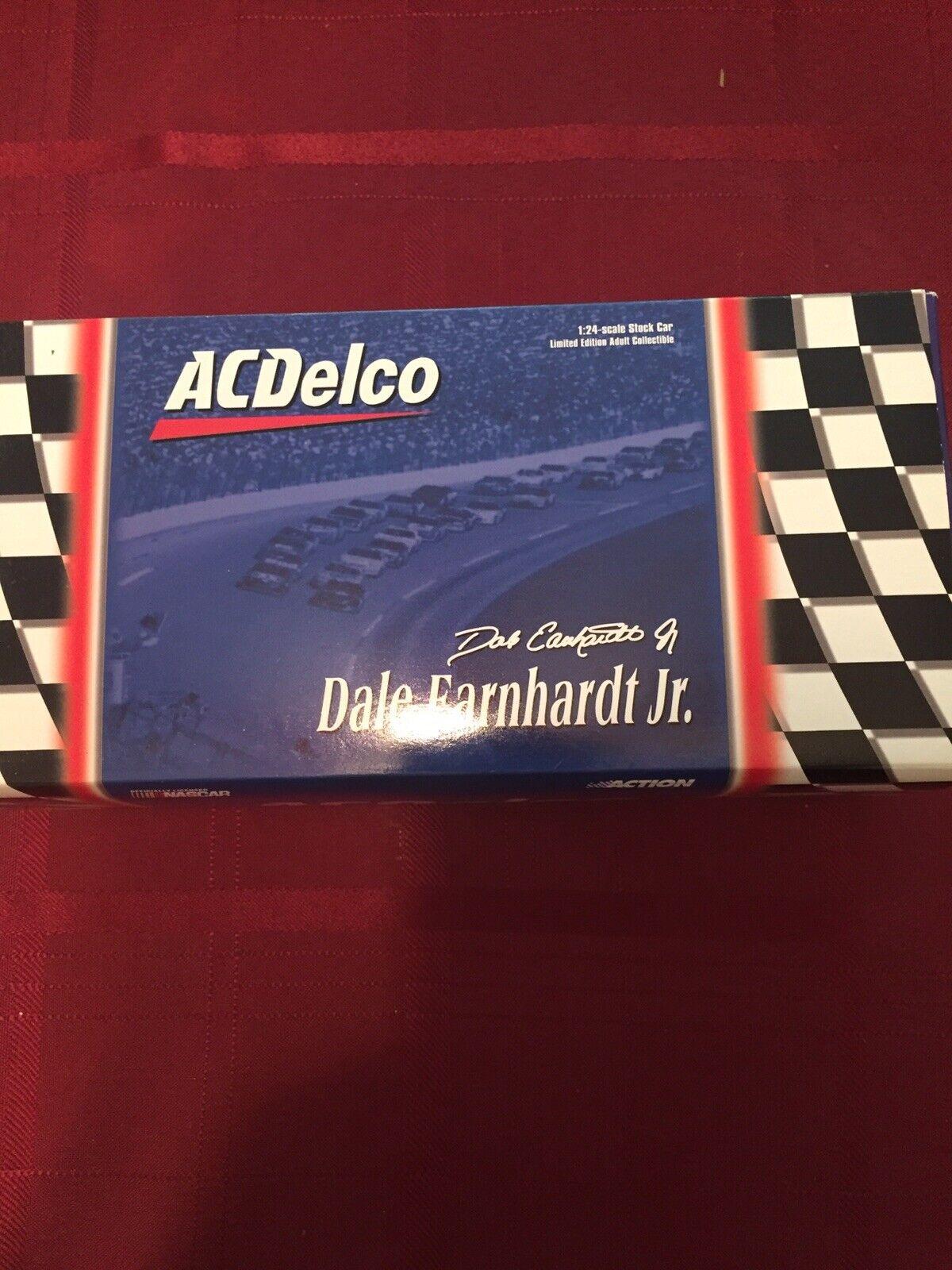 """""""Super Rare"""" 1999 Dale Jr.  3 Ac Delco 1 24 Bush Championship yr. """"""""Get It Now"""""""