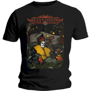 Mastodon-039-Seated-Sovereign-039-T-Shirt-NEW-amp-OFFICIAL