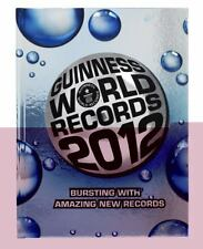 Guinness World Records 2012 by Guinness World Records Editors (2011, Hardcover)