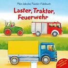 Laster, Traktor, Feuerwehr von Florian Schmid (2014, Taschenbuch)