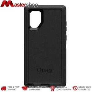 OtterBox Defender Case for Samsung Note 10+ 6.8 Inch- Black
