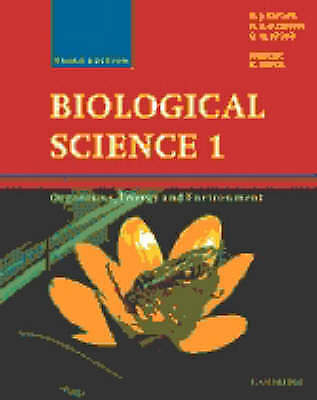 1 of 1 - Biological Science 1: Organisms, Energy and Environment