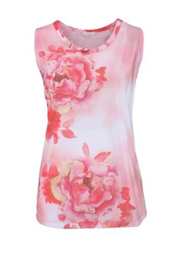 Sommertop Corley Shirt Tanktop 38 40 42 Bluse pink Gr