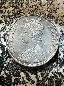 1882-India-Alwar-State-1-Rupee-Lot-JM582-Silver-High-Grade-Low-Mintage