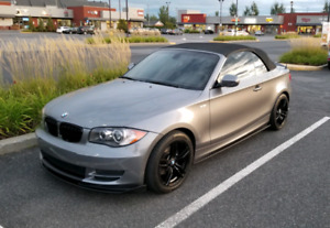2011 Bmw 128i Convertible  46 000 KM ***Impeccable***