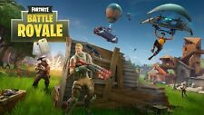 Poster 42x24 cm Videogame Videojuego Fortnite Battle Royale 03