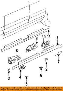 image is loading audi-oem-92-94-100-rocker-panel-t-