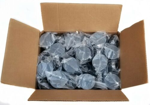 Gloss Black 130 Round Basic Flip Top Pods for Paintball Guppy Tube 24 Pack