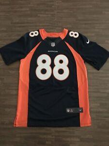 Demaryius Thomas Denver Broncos Nike On Field Men's Size 44 Jersey ...
