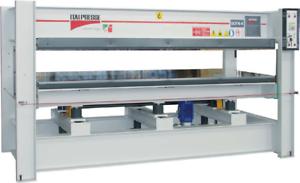 New-Italpresse-SCF-6-K-3000mm-x-1300mm-Heated-Platen-Presse-50T