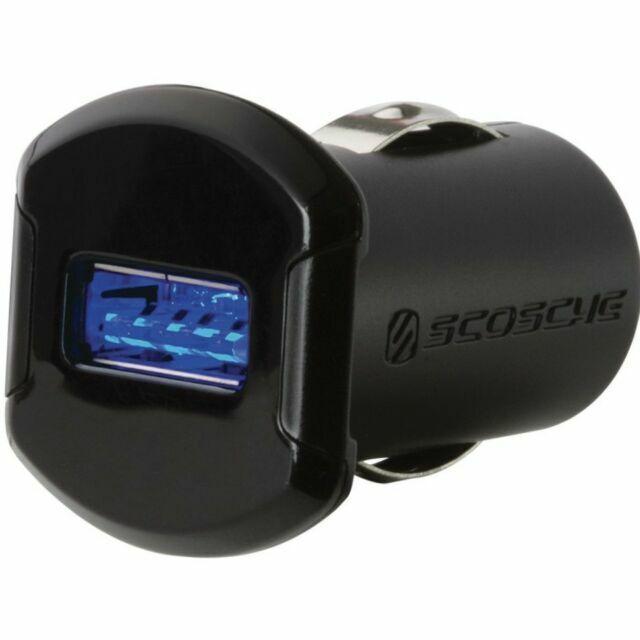 Scosche 15W Dual Port illuminated USB