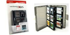 HORI GAME CARD HOLDER HARD CASE 24 PIECE FOR NINTENDO DS 3DS XL DSi