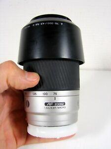 Objectif-MINOLTA-AF-75-300-Zoom-1-5-m-4-9-ft-Macro
