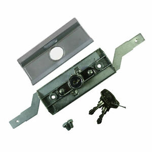Steel Line Garage Door Lock Roller Shutter Lock Barrel