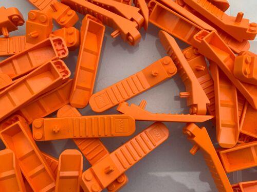 Orange Axle /& Brick Separator Tool 3 Pieces LEGO 96874