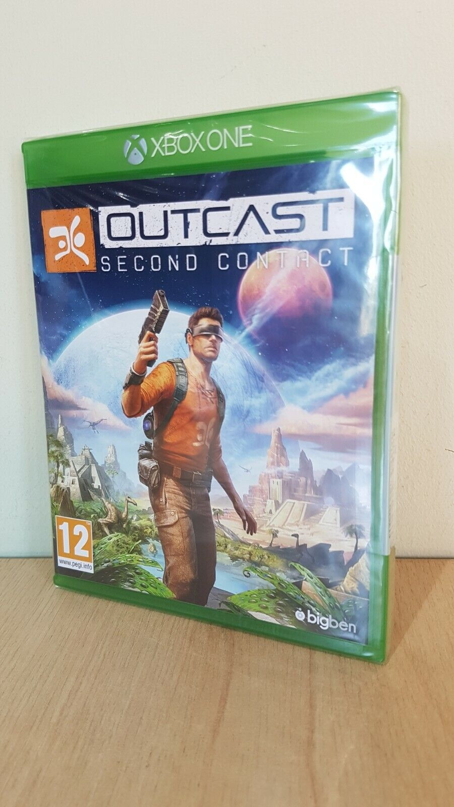 Outcast Second Conflict Xbox One Pal UK New Factory Sealed